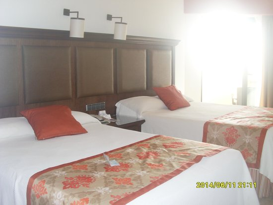 Grand Palladium Vallarta Resort & Spa: The room