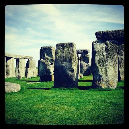 Stonehenge: This photo rocks.
