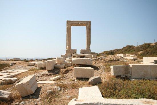 Naxos By, Grækenland: ΠΟΡΤΑΡΑ - ΝΑΞΟΣ