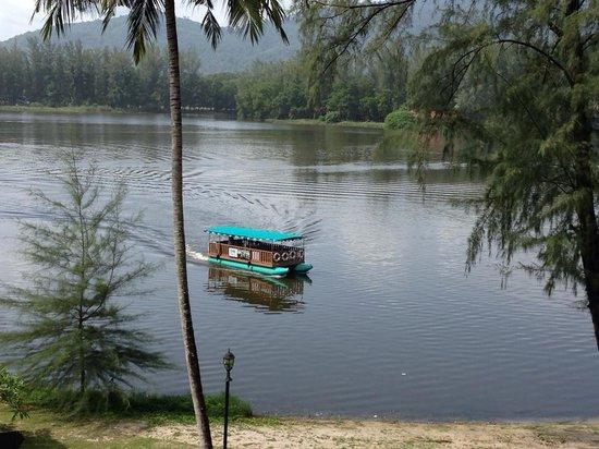 Dusit Thani Laguna Phuket: Lagoon from our room
