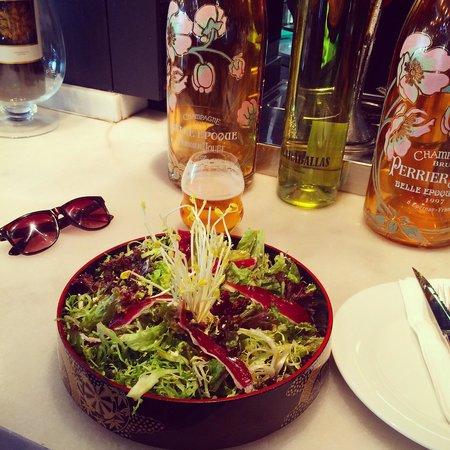La Taberna del Gourmet : Ensalada