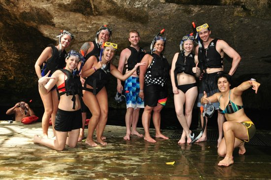 Playa del Carmen Tours: Our group