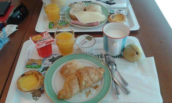 Ibis Porto Sao Joao: café da manhã
