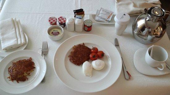 JW Marriott Marquis Hotel Dubai : Room service