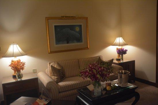 The Peninsula Bangkok: Hotel room