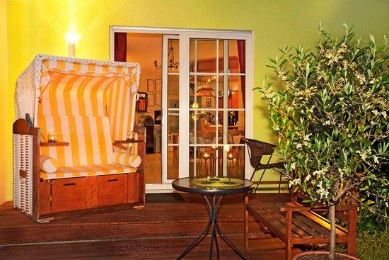 Garten Strandkorb Picture Of Moselhotel Weinhaus Simon Wintrich
