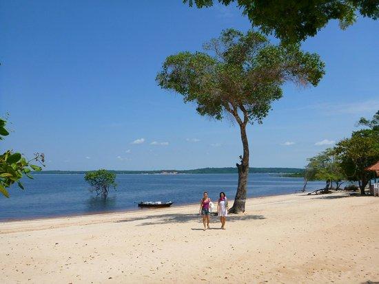 Praia do Tupé : Paraíso!