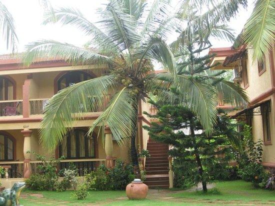 Resort Terra Paraiso: Garden