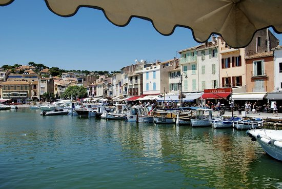 Discover Provence-Day Tours: Cassis harbour