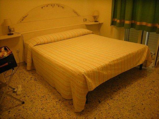 Valleverde Hotel: la camera