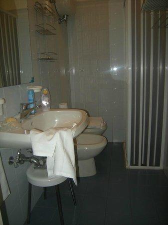 Valleverde Hotel: il bagno