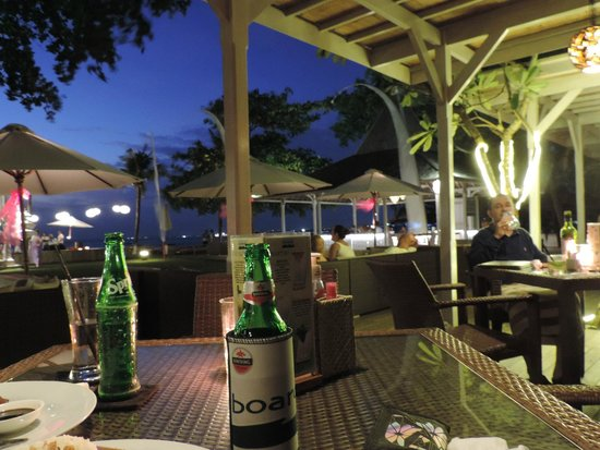 Boardwalk Restaurant & Lounge : Boardwalk Restaurant