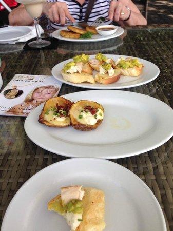Boardwalk Restaurant & Lounge : Lunch at Boardwalk