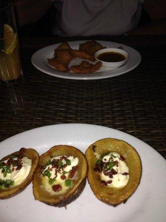 Boardwalk Restaurant & Lounge : Dinner at Boardwalk