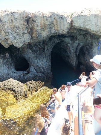 Aphrodite II - Summer Line Cruises: Napa caves