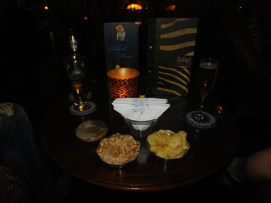 Savoy Sharm El Sheikh : Adore the Safari Bar