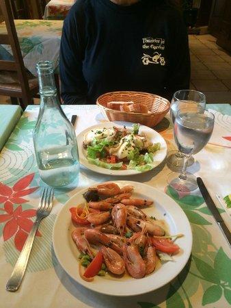 Le Tilleul : Ravioli