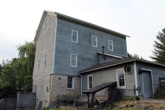 Beckman Mill : the mill