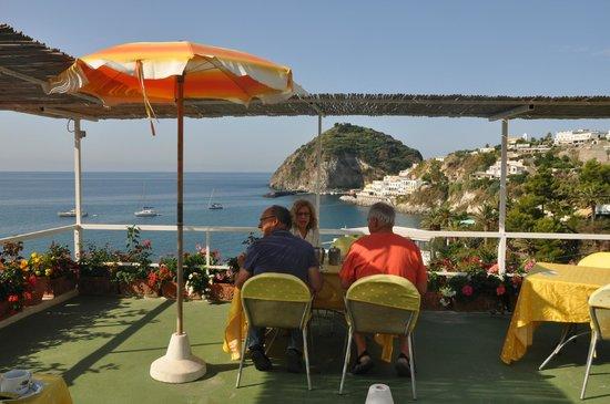 Hotel Terme Ferdinando: terrazza colazione e relax