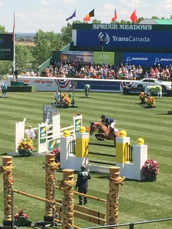 Spruce Meadows: Nationals