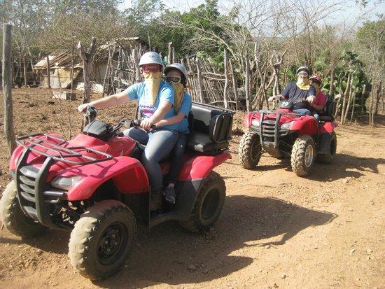 Mazatlan Tours: Through the countryside