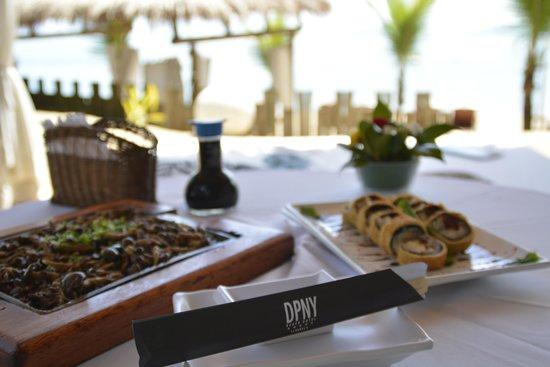 DPNY Beach Hotel & Spa: restaurante japones