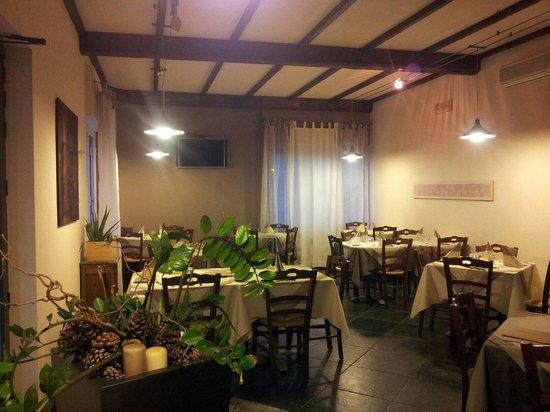 River Pub & Pizzeria Central: Saletta Pizzeria Central