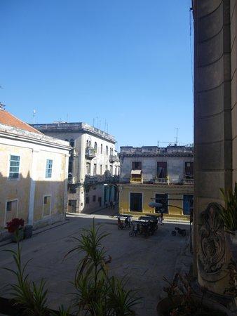 Casa Migdalia Caraballe Martin : vista desde la habitación