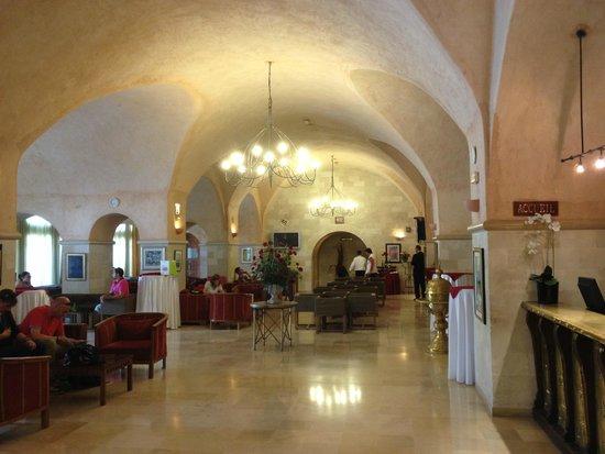 Hotel Diar Lemdina : The Lobby