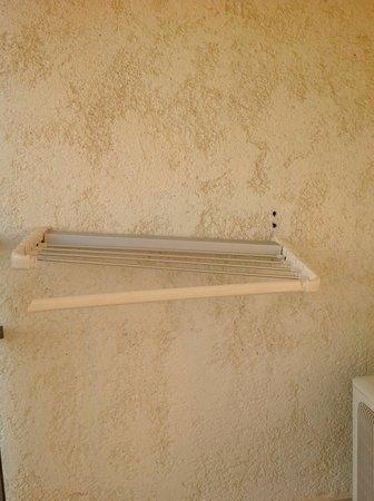 Arina Sand Resort : My Balcony clothes drier