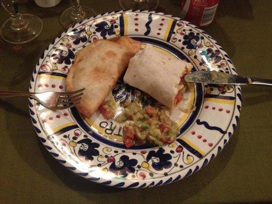 Bistro by Linda: Burritos Especial e Taco