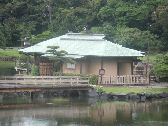 Courtyard Tokyo Ginza Hotel: Hama-Rikyu Park