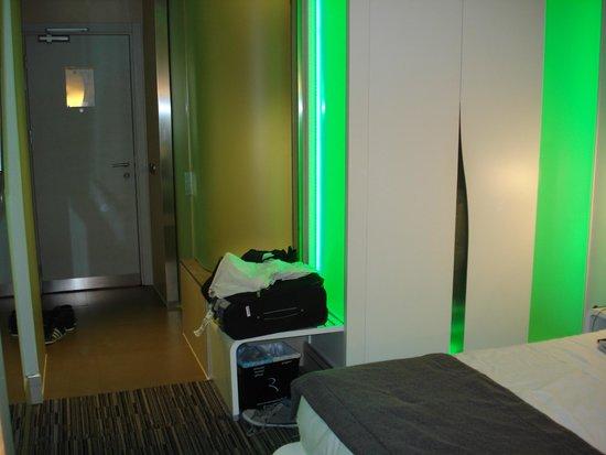Best Western Premier Hotel Royal Santina : vista del lato finestra