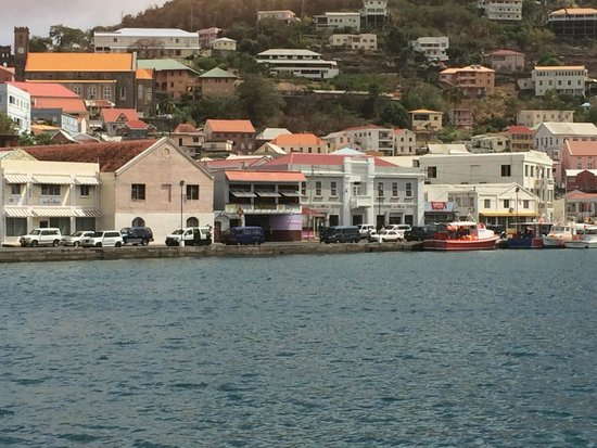 3af216977 View of Grenada from Sip   Sail Trip - Picture of Sandals Grenada ...