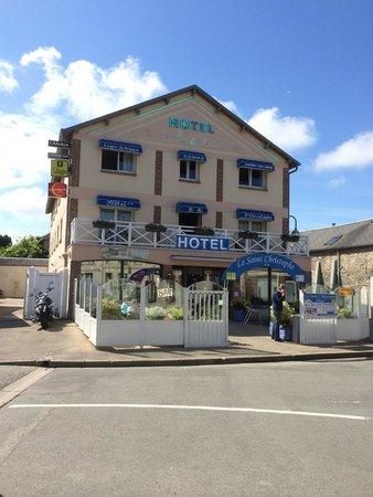 Le Saint Christophe Hotel, Le Tilleul