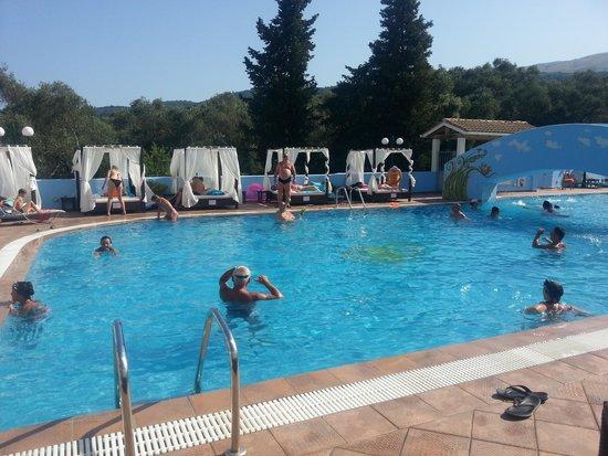 Kassiopi Resort Memento Hotel: Basen główny