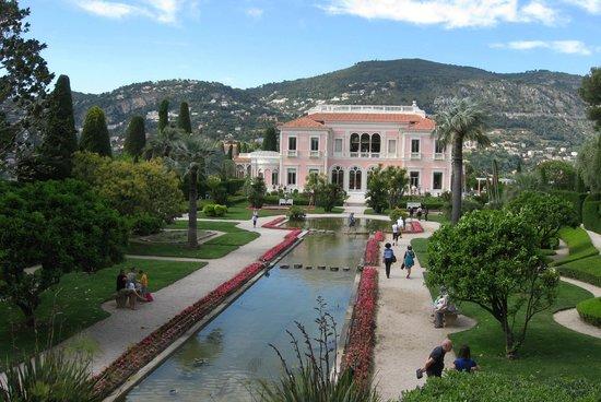 Villa & Jardins Ephrussi de Rothschild: Villa Rothschild & Garden