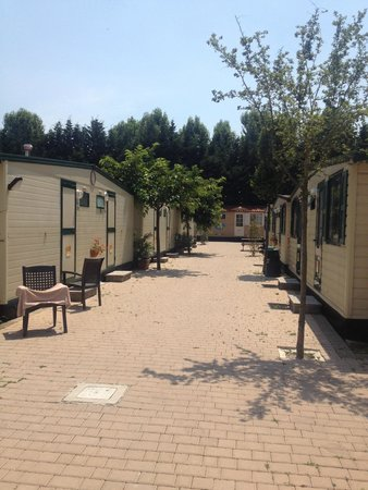 Camping Village Jolly : Cabins