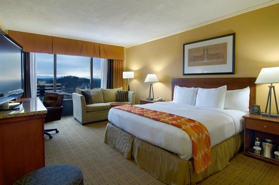 Hilton Knoxville: Executive King Room