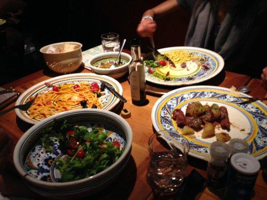 Osteria Santo Spirito : Other Dinner Entrees