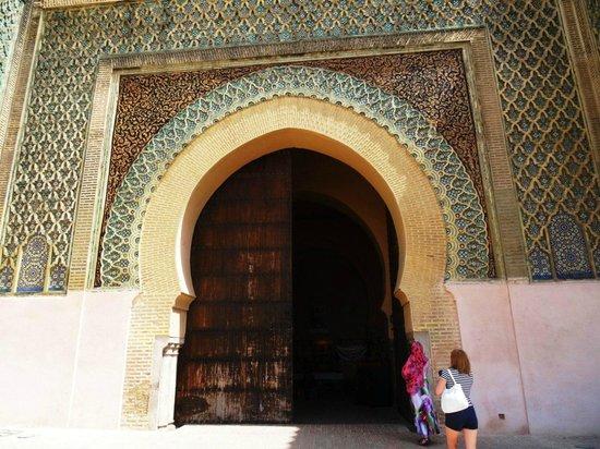 Bab Mansour Gate : Красота