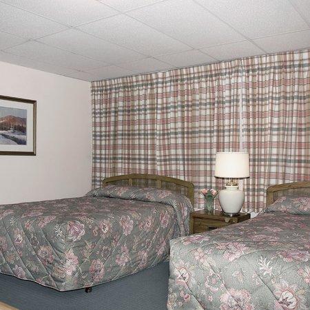 Bridgewater Hotel Double Guest Room