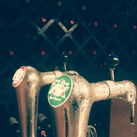 La Carreta Restaurant & Wine: Cerveza de Barril
