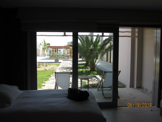 DoubleTree Resort by Hilton Hotel Paracas - Peru: View from Room 101