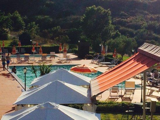 Hotel Hermitage Castellabate: Bellissima piscina
