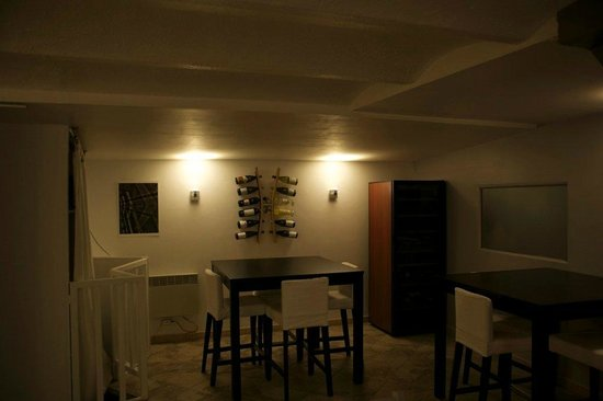 Le Vitis: Salle
