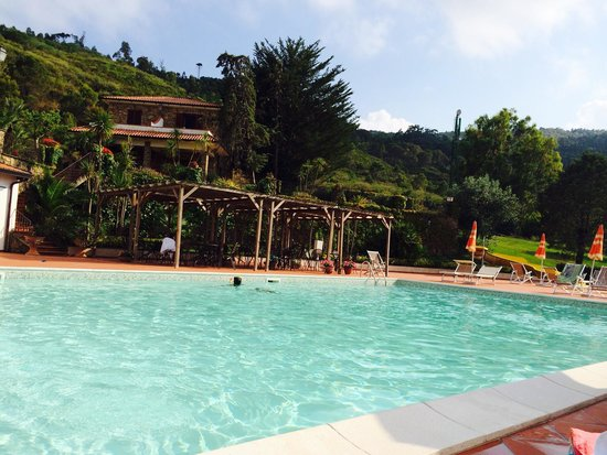 Hotel Hermitage Castellabate: Che piscina da favola