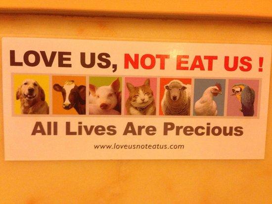 Jardim das Cerejas : Aimez-nous, ne nous manger pas !