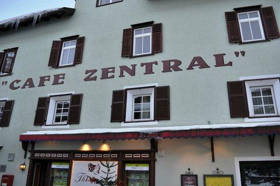 Theatercafe Zentral: Cafè Zentral