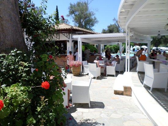 SENTIDO Apollo Palace : bar,terrasse